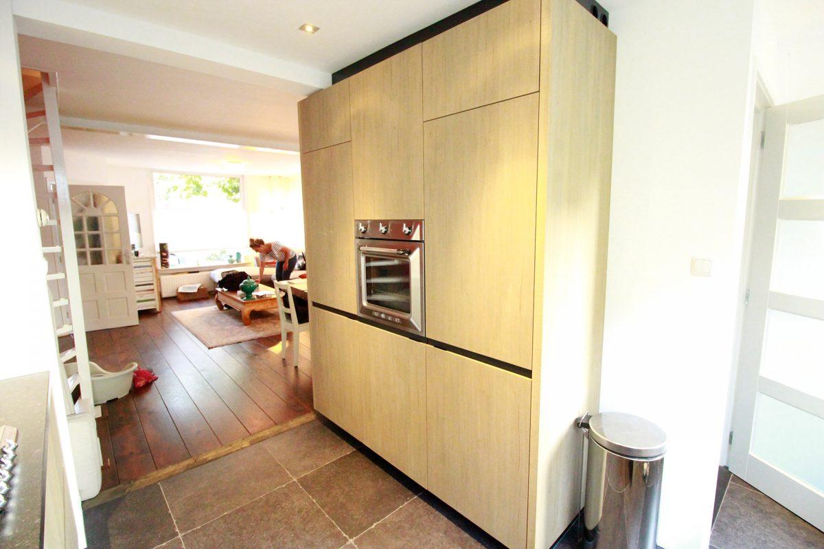Maatwerk keuken - Grijs eiken